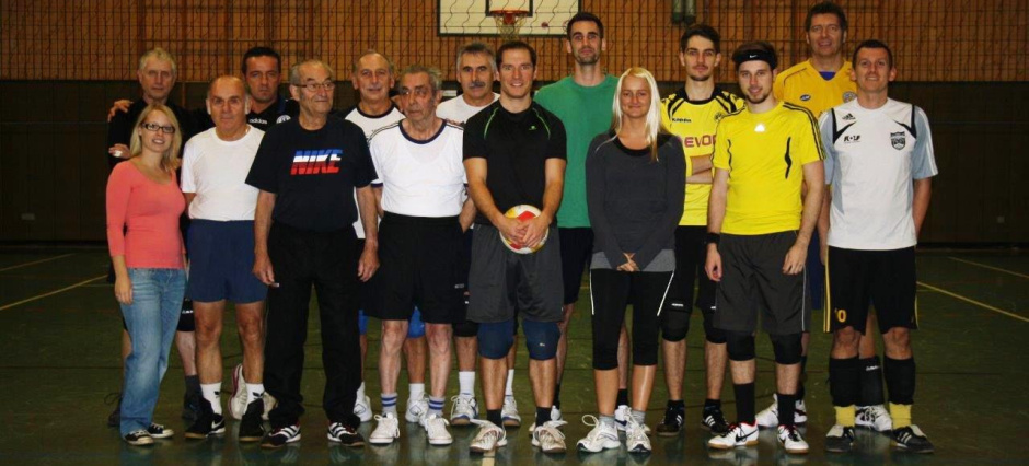 Volleyball Montagsgruppe 940x426